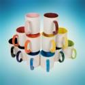 Mug céramique coloré personnalisé