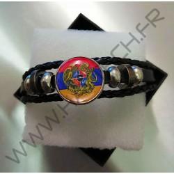 bracelet simili cuir Arménie