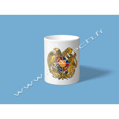 Mug Imprimé Arménia